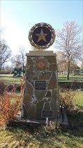 Image for Veterans and Gold Star Memorial - Ronan, Montana