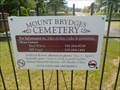 Image for Mount Brydges Cemetery - Mt. Brydges, Ontario