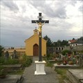 Image for Central Cross On Raná Cemetery, Czechia