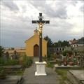 Image for Central Cross On Raná Cemetery, Czechia