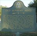 Image for Old Sunbury Road - GHM 054-3- Daisy, GA