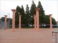 Image for Kezar Stadium columns - San Francisco, CA