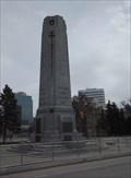 Image for Winnipeg's Cenotaph -- Winnipeg MB