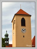 Image for Tower Clock of Saint James the Greater's Church -  Boskovice, Czech Republic