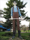 Image for Abraham Lincoln, The Railsplitter - Springfield, Illinois