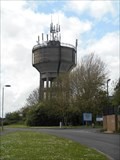 Image for Berinsfield Water Tower, Berinsfield, Oxfordshire, England