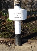 Image for Milestone - London Road, Stoke on Trent, Staffordshire, UK.