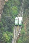 Image for Funicular de San Joan - Montserrat, Cataluña, Spain