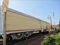 Image for Union Pacific 5705 Baggage Car - Poplar Bluff, Missouri