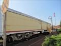 Image for Union Pacific 5705 Baggage Car - Poplar Bluff, Missouri