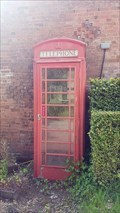 Image for Red Telephone Box - Somersal Herbert, Derbyshire