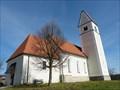 Image for Katholische Wallfahrtskirche St. Florian - Frasdorf, Lk Rosenheim, Bayern, Germany