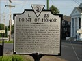 Image for Point of Honor