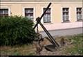 Image for Anchor at Regional Museum / Kotva u oblastního muzea  - Decín (North Bohemia)