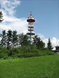 Image for Rozhledna Kozakov / Look-out Tower Kozakov, CZ