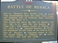 Image for BATTLE OF RESACA GHM 155-3