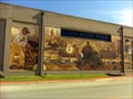 Image for Laying Tracks Mural - Lufkin, Texas