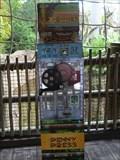 Image for Orangutan Outpost Penny Smasher - Busch Gardens, Tampa, FL.