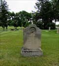 Image for John Shaw - Mountain View Cemetery - Columbus, Montana, United States