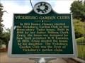 Image for Vicksburg Garden Clubs - Vicksburg, MS