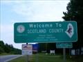 Image for Welcome to Scotland County - Scotland County, North Carolina