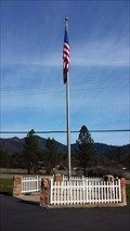 Image for Veterans Memorial Flagpole - Lakehead, CA