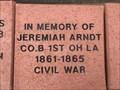 Image for Hamilton Area Veterans Memorial Engraved Pavers - Hamilton, Michigan
