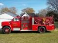 Image for Blenheim Vol Fire Dept Pumper/Tanker 773