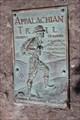 Image for 1934 AT Springer Mountain Plaque -- Springer Mountain GA