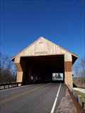 Image for Buck Run Road Covered Bridge - North Lewisburg, Ohio