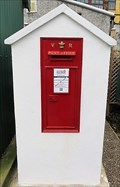 Image for Victorian Post Box - Laxey, Isle of Man