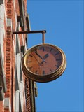 Image for Clock at a City House in Sint-Truiden - Limburg / Belgium