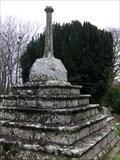 Image for St Bridget's - Churchyard Cross - St Brides Major, Vale of Glamorgan, Wales.