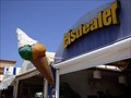 Image for Huge ice waffle - Eisdealer - Solana Matorral, Fuerteventura, Spain