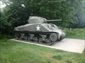 Image for M4 Sherman - US Army Heritage and Education Center - Carlisle, PA