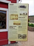 Image for Railway Avenue, Horse Racing & Water Power- Ashcroft, BC