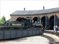 Image for Railway Roundhouse - Petoskey to Greenfield - Michigan, USA.