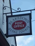Image for Post Office, Blakedown, Worcestershire, England