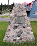 Image for Cairn Marks The Junction Of Two Routes - Clinton, British Columbia