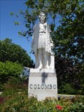 Image for Statue of Christopher Columbus - Hello, Columbus - New London, CT