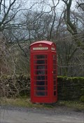 Image for Red Telephone Box - Upper Booth, Derbyshire