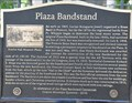 Image for Plaza Bandstand