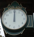 Image for Soo Line Clock - Stevens Point, WI