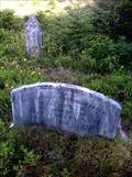 Image for Old All Saints' Anglican Cemetery, Dildo, Trinity Bay, Newfoundland