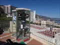Image for A payphone, Monaco, Boulevard du Jardin Exotique