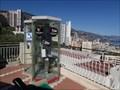 Image for A payphone, Monaco, Boulevard du Jardin Exotique