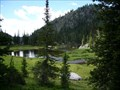 Image for Un-named Pond in the Absaroka Beartooth Wilderness - Montana
