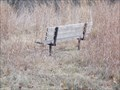 Image for Narture Trail Bench - Chisholm Trail Heritage Center - Duncan,. OK