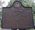 Image for Confederate Cemetery - GHM 033-106 - Marietta, Cobb Co., GA