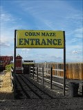 Image for Swank Farms corn maze - Hollister, California